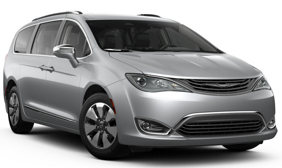 New Chrysler Pacifica For Sale In Charles City Mike