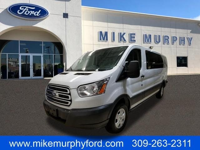 2017 Ford Transit Wagon XLT T-350 148 Low Roof XLT Sliding RH Dr