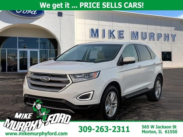 2018 Ford Edge SEL FWD SEL FWD