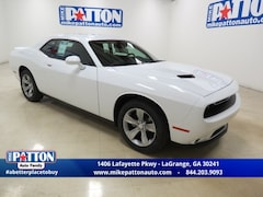 2018 Dodge Challenger SXT Plus RWD Coupe