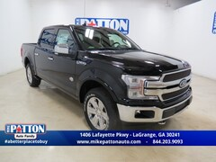 2018 Ford F-150 King Ranch 4WD Supercrew Truck SuperCrew Cab