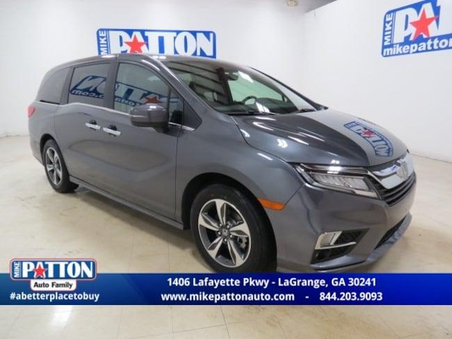 2018 Honda Odyssey Touring Van
