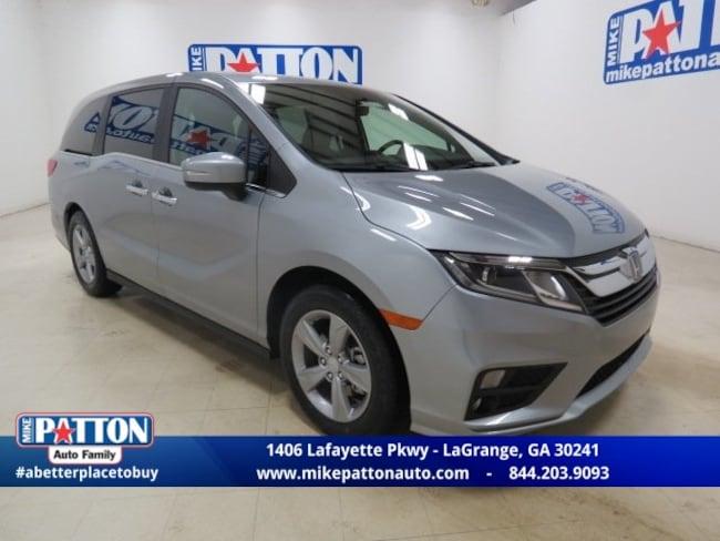 2018 Honda Odyssey EX-L Van
