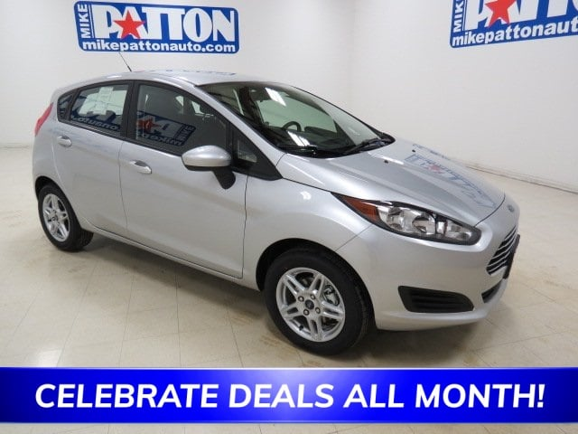 Mike Patton Ford >> New 2019 Ford Fiesta For Sale At Mike Patton Lincoln Vin