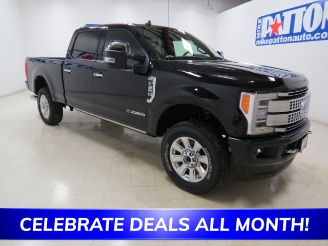 Mike Patton Ford >> New 2019 Ford F 250 For Sale At Mike Patton Lincoln Vin
