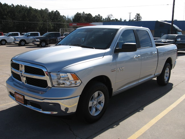 2017 Ram 1500 SLT 6 foot bed Truck Crew Cab
