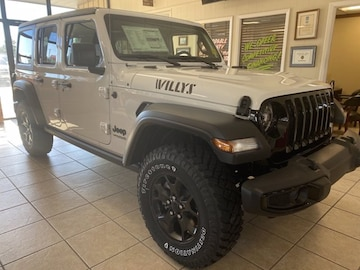 2021 Jeep Wrangler Unlimited SUV