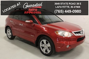 2008 Acura RDX Technology Package SUV