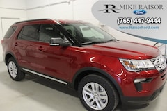 New 2019 Ford Explorer For Sale in Lafayette