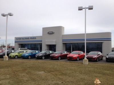 New And Used Ford Dealership In Lafayette Mike Raisor Ford