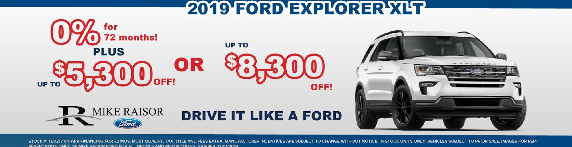 New and Used Ford dealership in Lafayette | Mike Raisor Ford