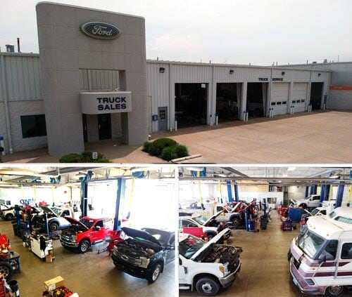 Mike Raisor Ford >> Ford Service At Mike Raisor Ford Ford Car Repair In Lafayette