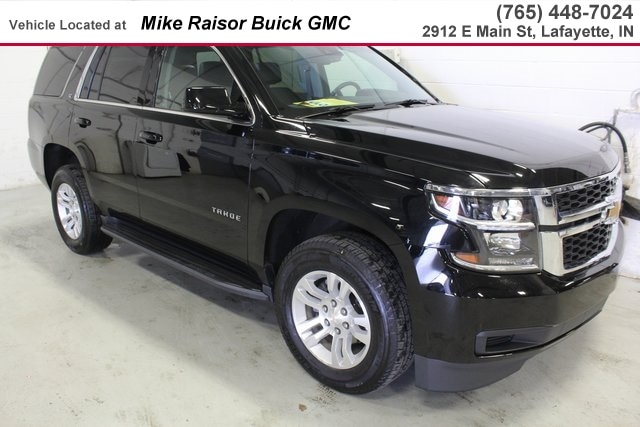 Used 2019 Chevrolet Tahoe For Sale at Mike Raisor Ford | VIN