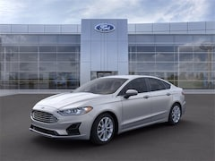 New 2020 Ford Fusion Hybrid For Sale in Lafayette