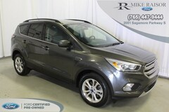 Used 2017 Ford Escape For Sale in Lafayette