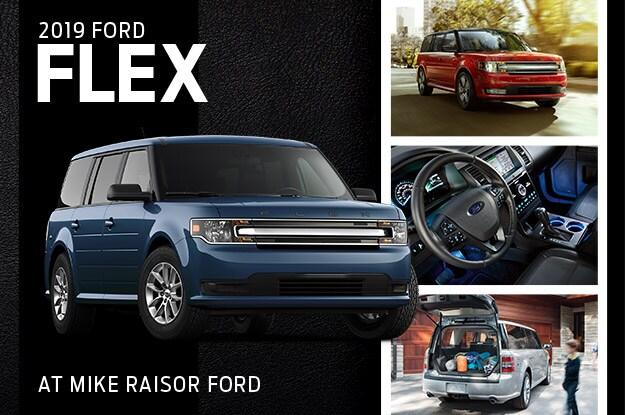 Mike Raisor Ford >> 2019 Ford Flex Lafayette In Mike Raisor Ford