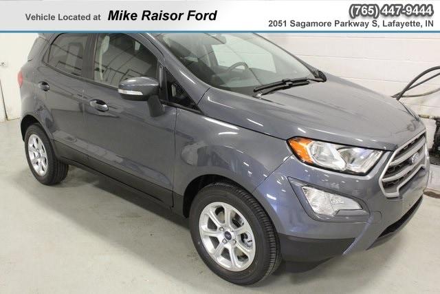 Mike Raisor Ford >> New 2019 Ford Ecosport For Sale At Mike Raisor Ford Vin Maj3s2ge3kc267094