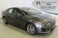 New 2019 Ford Fusion For Sale in Lafayette