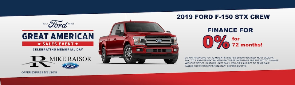 Great American Sales Event