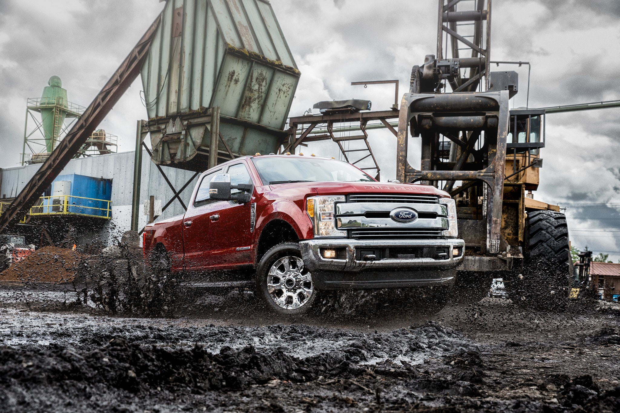 Mike Raisor Ford >> 2019 Ford Super Duty | Lafayette, IN | Mike Raisor Ford