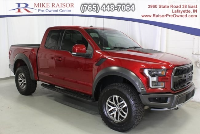 2017 Ford F 150 Raptor For Sale >> Used 2017 Ford F 150 For Sale At Mike Raisor Ford Vin