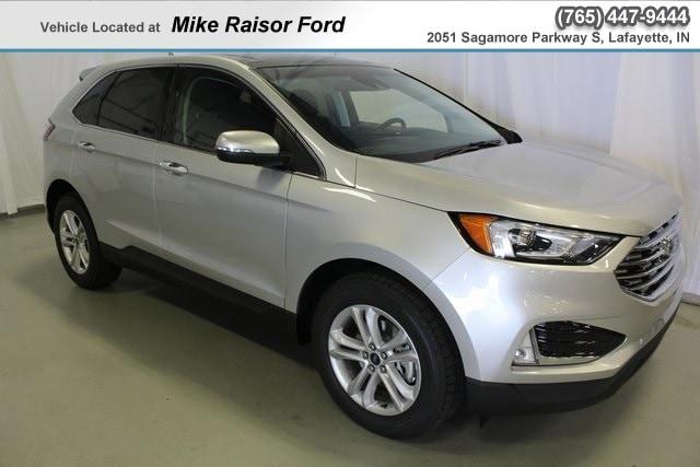 Mike Raisor Ford >> New 2019 Ford Edge For Sale At Mike Raisor Ford Vin 2fmpk3j93kbc17725