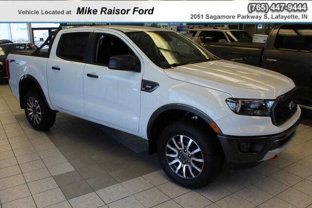 Mike Raisor Ford >> New 2019 Ford Ranger For Sale At Mike Raisor Ford Vin 1fter4fh9kla37484