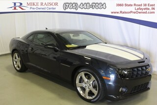 Used 2013 Chevrolet Camaro for sale in Lafayette, IN