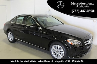 Used 2019 Mercedes-Benz C-Class C 300 4MATIC Sedan for sale in Lafayette IN