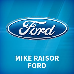 New Ford Inventory at Mike Raisor Ford | Lafayette, IN