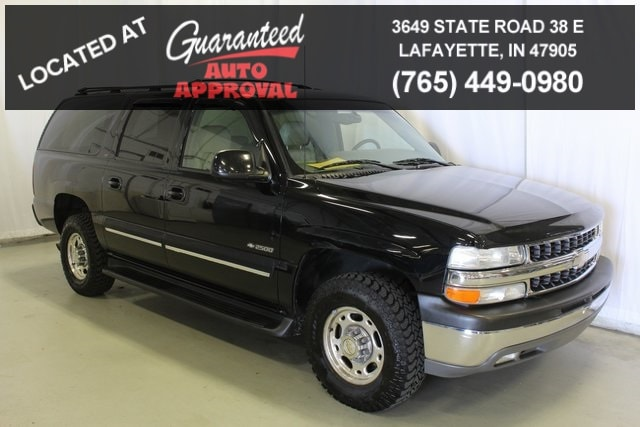 Used 2000 Chevrolet Suburban 2500 for sale in Lafayette, IN