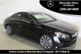 Used 2019 Mercedes-Benz CLA 250 4MATIC Coupe for sale in Lafayette IN