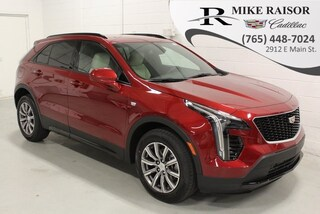 Used 2019 CADILLAC XT4 Sport SUV for sale in Lafayette IN