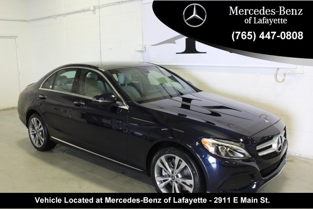 Used 2018 Mercedes-Benz C-Class C 300 4MATIC Sedan for sale in Lafayette, IN