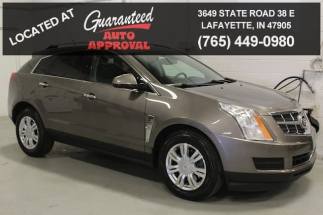 used 2011 CADILLAC SRX Luxury Collection SUV For Sale Lafayette, IN