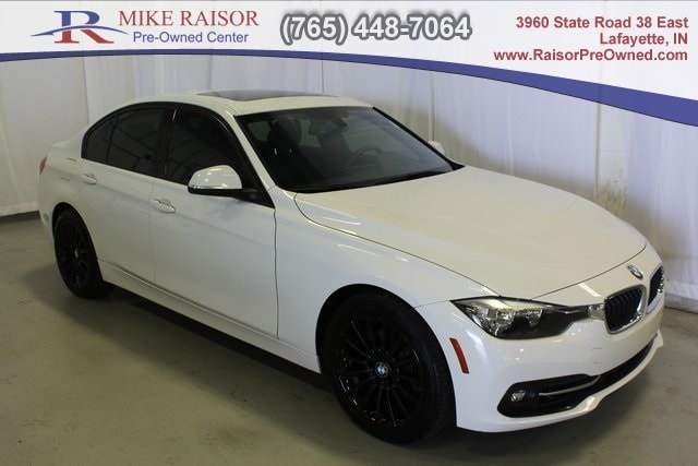 Used 2016 BMW 328i for sale in Lafayette, IN