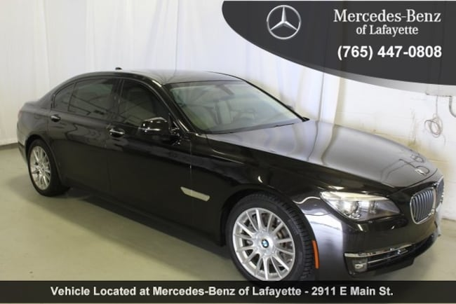 used 2013 BMW 750Li Sedan For Sale Lafayette, IN