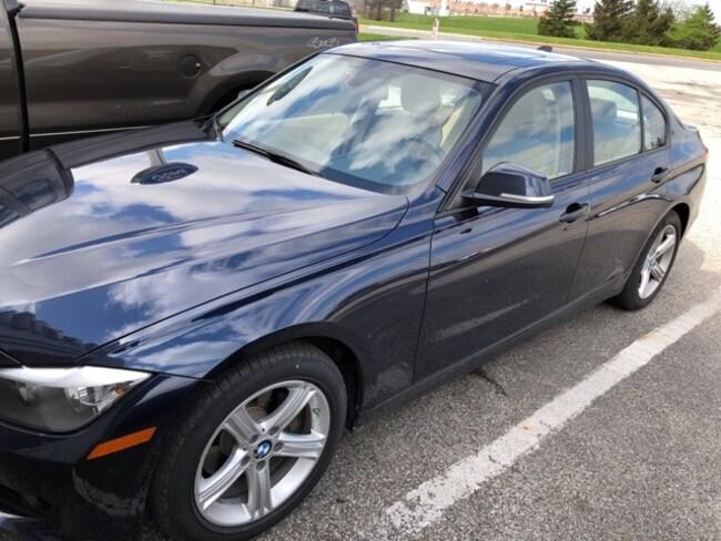 2014 BMW 328d xDrive Sedan