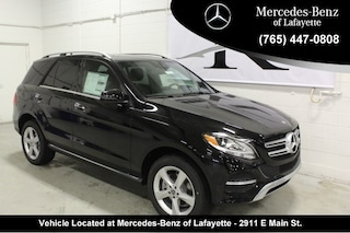 Used 2018 Mercedes-Benz GLE 350 4MATIC SUV for sale in Lafayette IN