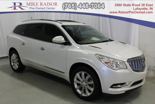 used 2016 Buick Enclave Premium SUV For Sale Lafayette, IN