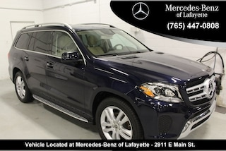 Used 2019 Mercedes-Benz GLS 450 4MATIC SUV for sale in Lafayette IN