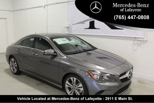 Used 2018 Mercedes-Benz CLA 250 4MATIC Coupe for sale in Lafayette, IN
