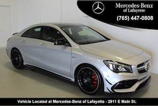 Used 2019 Mercedes-Benz AMG CLA 45 4MATIC Coupe for sale in Lafayette IN