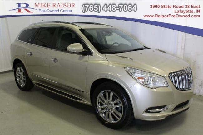 used 2014 Buick Enclave Premium SUV For Sale Lafayette, IN