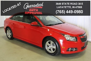 Used 2013 Chevrolet Cruze for sale in Lafayette, IN