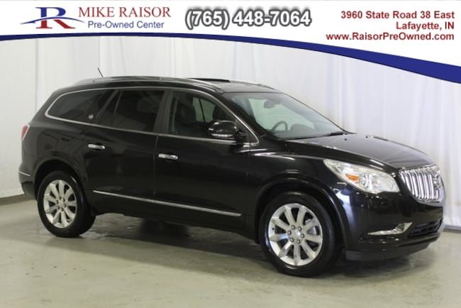 used 2015 Buick Enclave Premium SUV For Sale Lafayette, IN