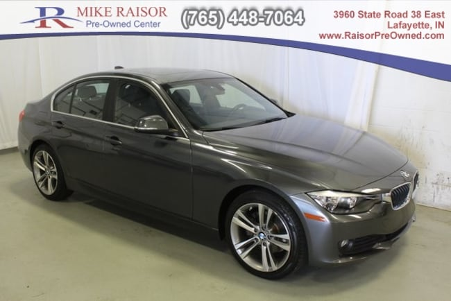 used 2015 BMW 320i xDrive Sedan For Sale Lafayette, IN