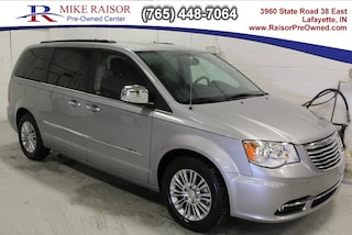 Used 2016 Chrysler Town & Country for sale in Lafayette, IN