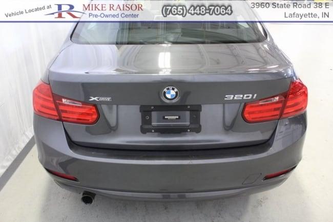 Used 2015 BMW 320i For Sale at Raisor Automart | VIN: WBA3C3C59FK203203