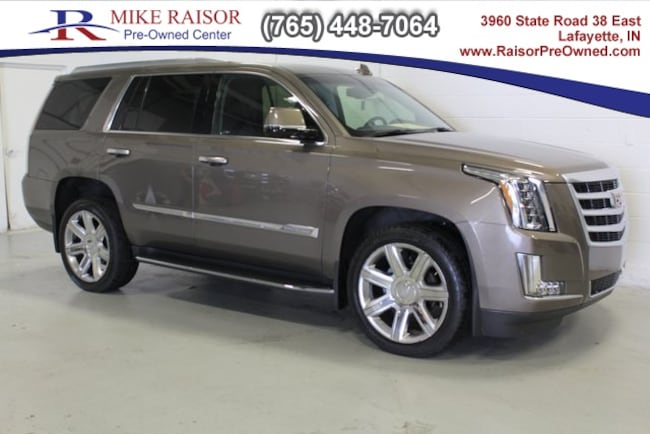 used 2016 CADILLAC Escalade Luxury Collection SUV For Sale Lafayette, IN